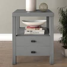 modern u0026 contemporary nightstands you u0027ll love wayfair