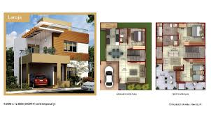 villa plans contemporary villa plans modern house