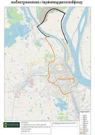 Map Of Cambodia Layers Open Development Cambodia Odc