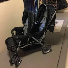 abc design tandem preloved germany abc design tandem stroller babies