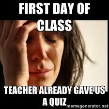 First Day Of Class Meme - first day of classes freelance christianity