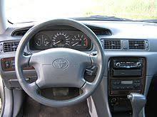 Toyota Camry Interior Parts Toyota Camry Xv20 Wikipedia
