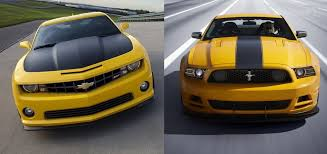 ford mustang chevy camaro 2016 chevrolet camaro ss vs 2016 ford mustang gt of