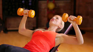 women u0027s routines for bench press weightlifting gym slim youtube