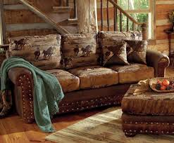 Western Couches Living Room Furniture Laramie Sofa Home Rustic My Home Pinterest
