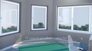 Ikea Tende A Rullo by Tende A Rullo Con Supporto Per Infisso Senza Forare Youtube
