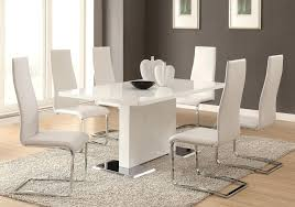 white dining room table seats 8 white round dining table and chairs round dining table set for 8
