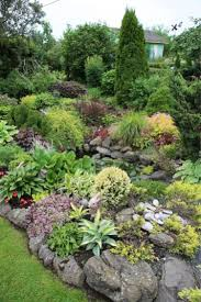 Pictures Of Rock Gardens Landscaping 80 Front Yard Rock Garden Landscaping Ideas Insidecorate