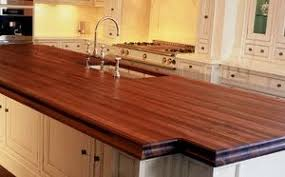 Diy Wood Kitchen Countertops Diy Wood Kitchen Countertops