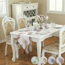 silence cloth table pad white dining table runner restaurant hotel banquet table cloth