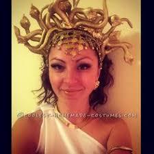 Halloween Costumes Medusa Medusa Makeup Holleywood Hills Beauty Medusa