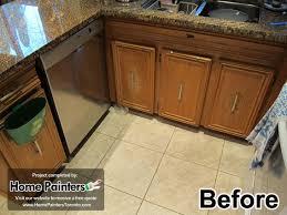Kitchen Cabinet Door Refinishing professional kitchen cabinet painters kitchen cabinets staining