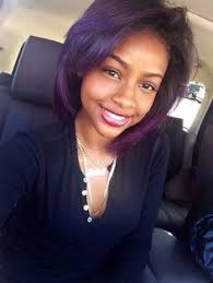 black women with purple hair the 25 best purple hair black girl ideas on pinterest black