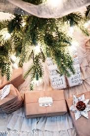 simple christmas tree decorations
