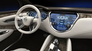 nissan hybrid 2016 resonance the exciting crossover concept showcasing dynamic and