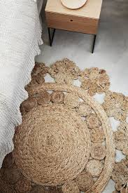Round Woven Rugs Best 25 Woven Rug Ideas On Pinterest Textiles Jute Rug And