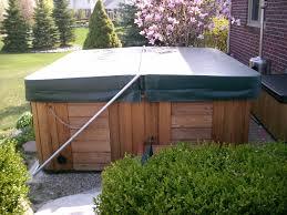 exterior interesting tub design ideas with caldera spas