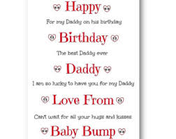 to be card happy birthday card the bump pregnancy new