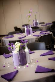 Wedding Ideas Purple Wedding Decoration Table Purple Wedding