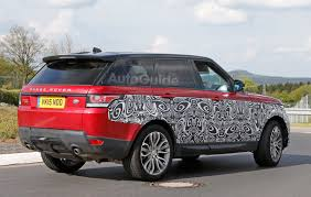 land rover camo facelifted range rover sport sheds camo for spy photos autoguide