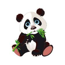stickers panda chambre bébé stickers autocollants mural panda bambou