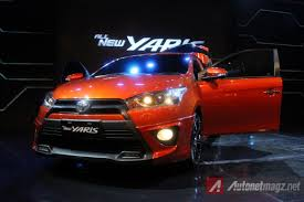 toyota yaris all models all yaris 2014 officially launched autonetmagz