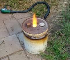 Backyard Aluminum Casting The Rod Disorder Casting At Home Making The Flower Pot Furnace