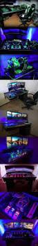 Computer Built Into Desk Best 25 Computer Built Into Desk Ideas On Pinterest Pc Built