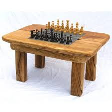 Chess Table Small Wooden Chess Table Chess Table Chess And Chess Sets