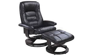 furniture dark modern leather recliner with slim recliner chairs