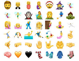 new emoji for android here are all 137 new emoji that could hit iphone and android this