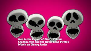 hail legion pirate villains jake land