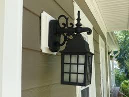 vinyl siding light mount bonanza outdoor light mounting block siding accessories sunshine