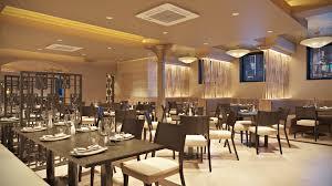 restaurant interior rendering for a splendid design archicgi