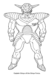 free coloring pages of dragon ball z 8041 bestofcoloring com