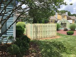 Trash House by All Fence Styles Wood Aluminumm Vinyl Sunrise Fence In