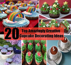 New Year S Eve Cupcake Decorations Ideas by 20 Top Amazingly Creative Cupcake Decorating Ideas