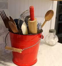 Red Kitchen Accessories Ideas 31 Best Kitchen Utensil Holders Images On Pinterest Kitchen