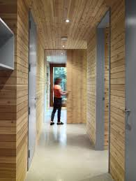 Modern Cabin Interior by Stealth Cabin By Superkül Architects