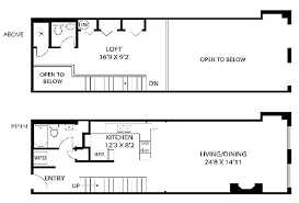 floor plans with loft the pros and cons of loft living visualheart creative studio