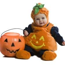 Infant Halloween Costumes Pumpkin Baby Halloween Costume Dilemma Expect