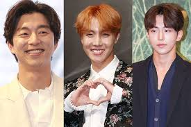 center part mens hairstly korean male celebrities who actually pulled off the centre parting