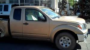 nissan frontier used parts 2005 nissan frontier stk 0c6215 subway truck parts youtube