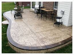 How Much Is A Stamped Concrete Patio by Stampedconcretenyc