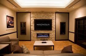 Small Media Room Ideas Living Room Media Room Portland Tips For Creating A Media Room