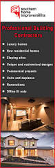southern home improvements pty ltd building design extensions