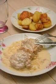 comment cuisiner un filet mignon de porc en cocotte filet mignon au maroilles comfort food au fil du thym