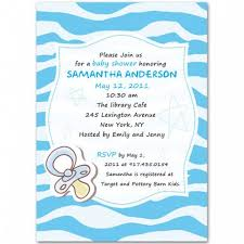 baby boy shower invitations the sea baby boy shower invitations bs075