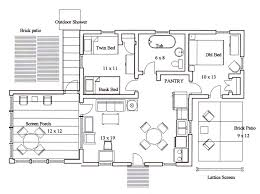 kitchen floor plans with island large open plan kitchen with island design floor plans big plans