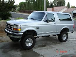 ford bronco concept 1996 ford bronco 1996 bronco picture supermotors net